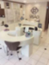Interior Loja - Óptica Visão Poro Alegre