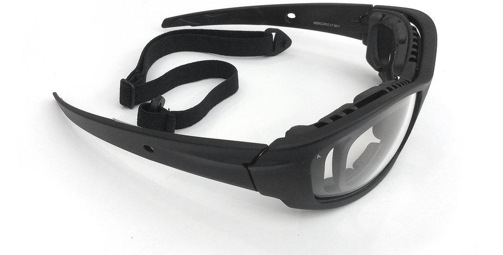Oculos de Seguranca Allprot Mercurio 3687