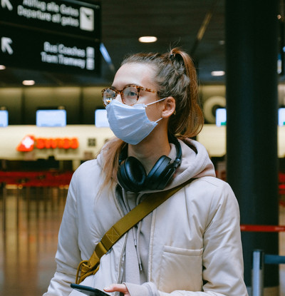 Truque simples para os óculos não embaçarem ao usar máscara de proteção
