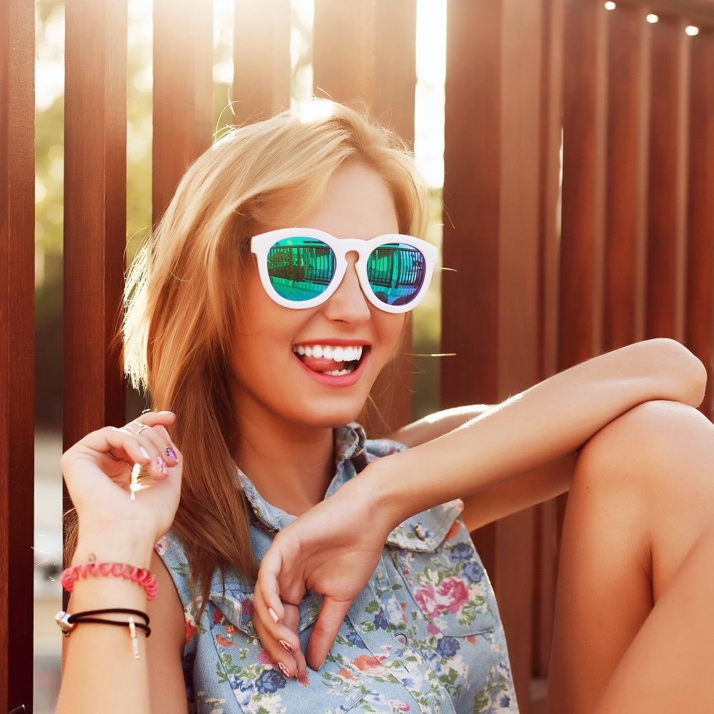 Óptica Visão - Confira as tendências de óculos de sol para este verão.