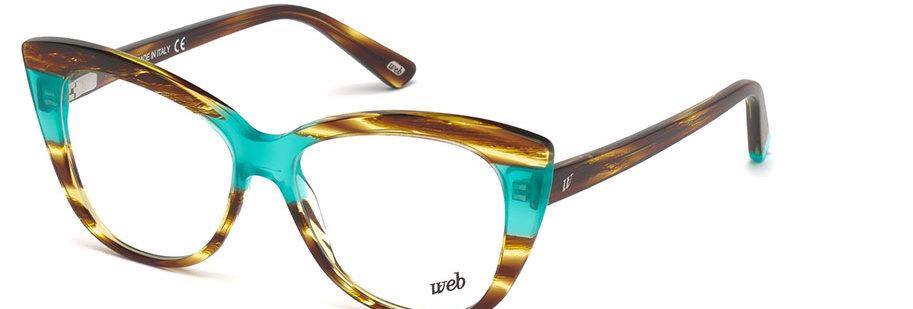 Óculos de Grau Web 5197 Cor 51055