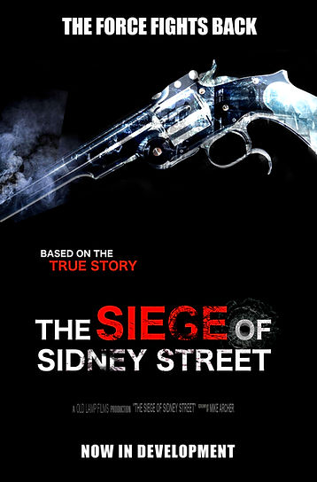 The Siege of Sidney Street One Sheet