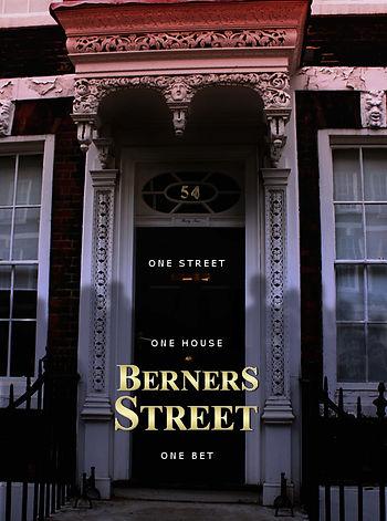 Berner's Street Teaser Poster 1