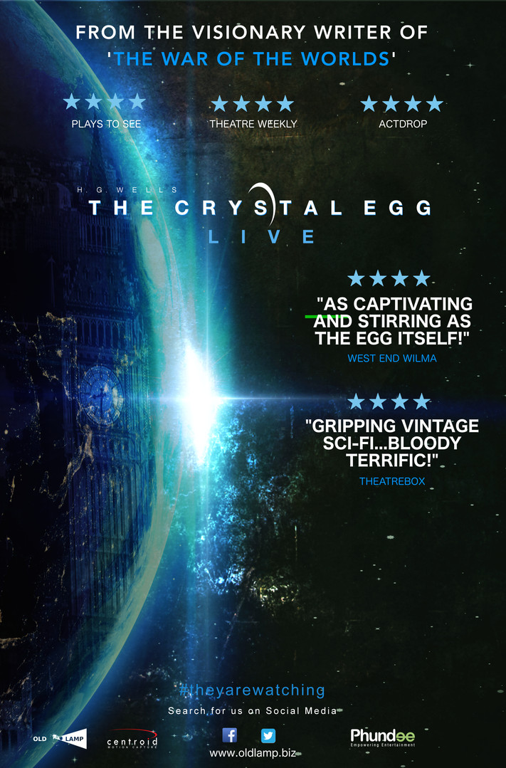 The Crystal Egg Live