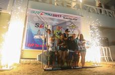 Отчет о соревнованиях Surf4you Slalom Cup 2017