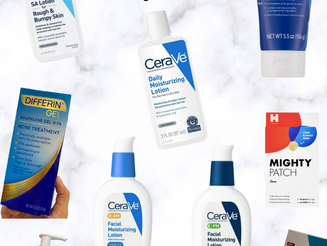 My Favorite Skin Care Products at Target!