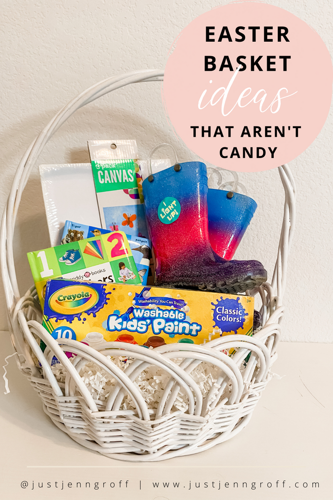 HOW TO MAKE BOMB EASTER BASKETS FOR KIDS!