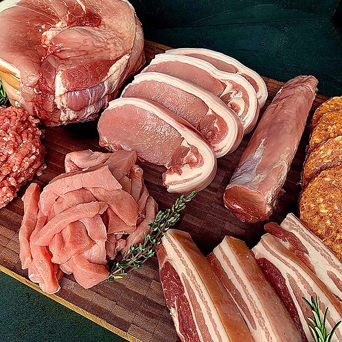Pork Lovers Box