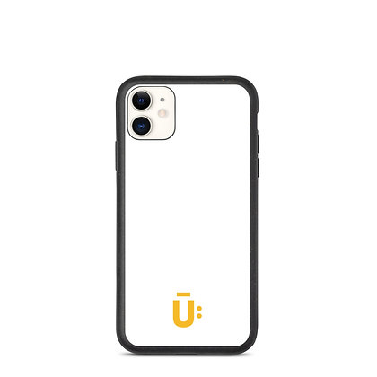 ū:who biodegradable phone case