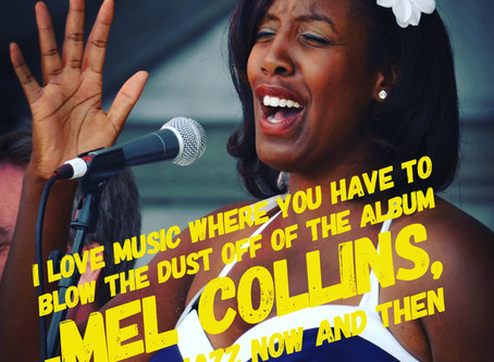 Mel Collins- A Voice from a Higher Power