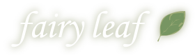 fairy leaf LOGO
