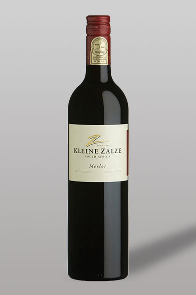 Kleine Zalze Merlot Cellar Selection