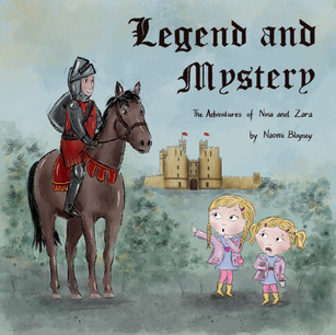 'Legend and Mystery' Cover