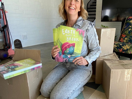 A sit down with author and illustrator Emily House