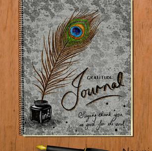 Gratitude Journal Cover