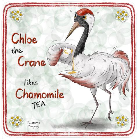 Chloe The Crane Memory Game Card