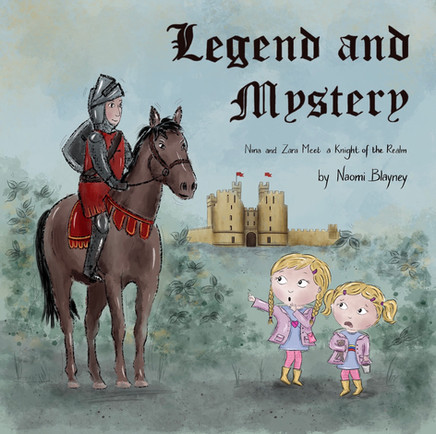 Cover Legend And Mystery