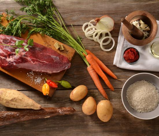 Les ingrédients de qualité du Thiou Yapp