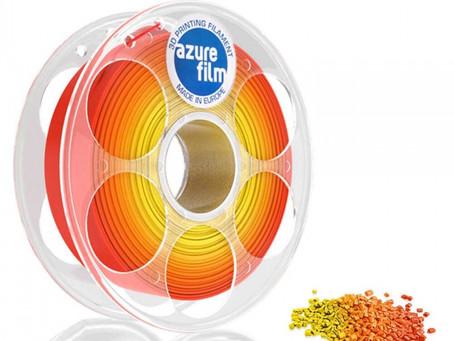 New colors from Azure film/Нови цветове от Azure film