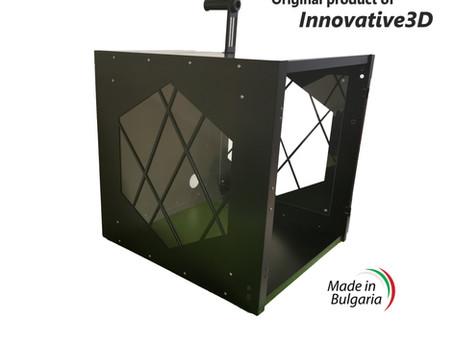 3D printer enclosure/Кутия за 3D принтер