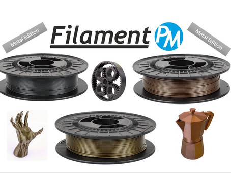 New colors from Filament PM