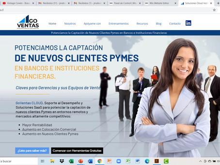 Sitio Web GOVENTAS