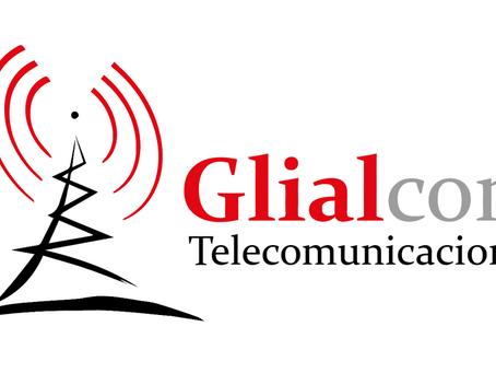 Logotipo GLIALCOM