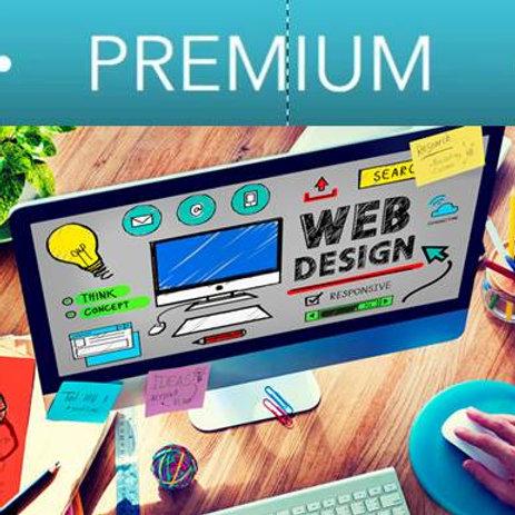 Diseño Sitio Web Plan PREMIUM