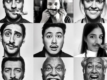 #Movember - este mês é DELES