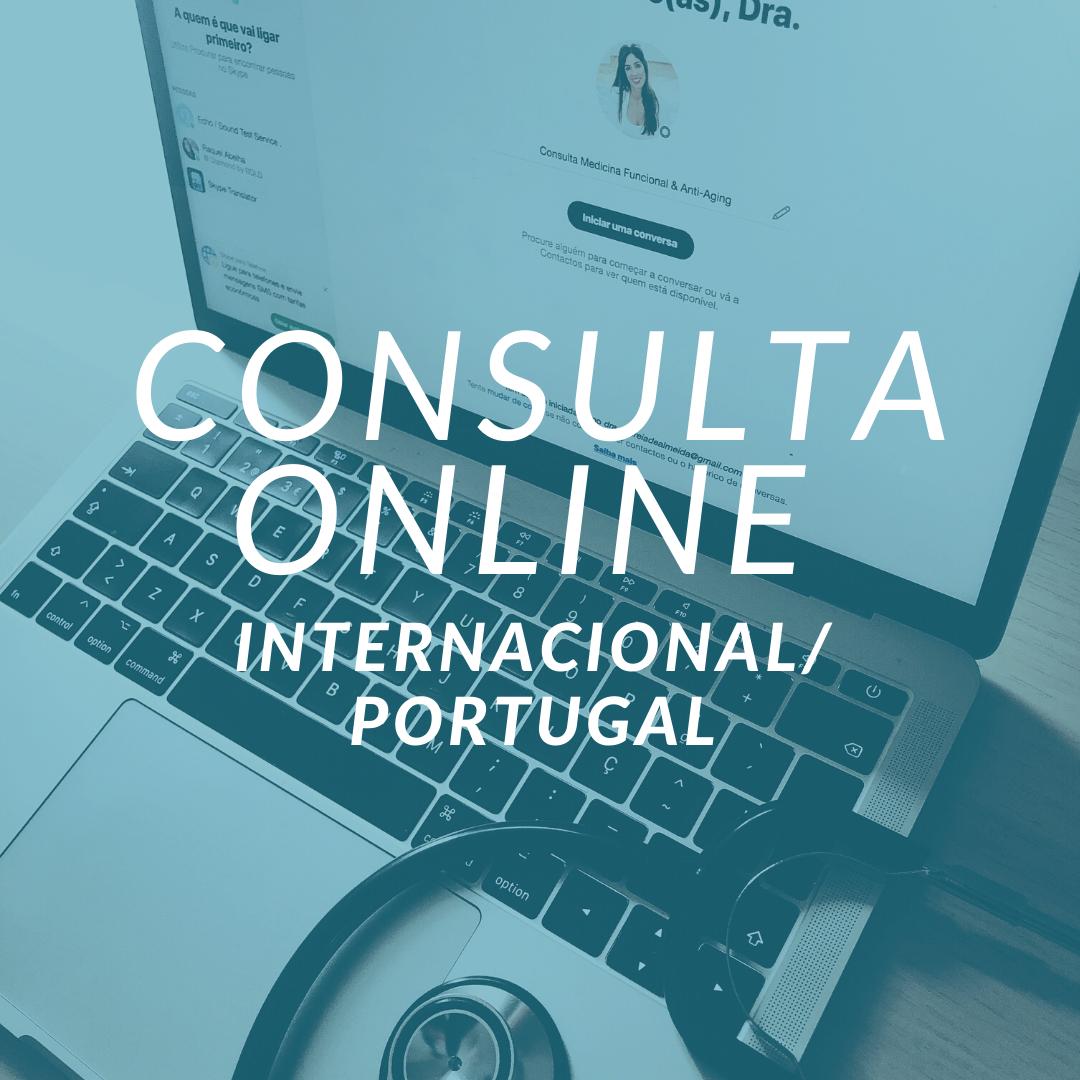 Consulta Online por Videochamada