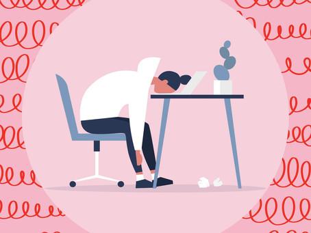 Burnout: quando o stress é mais forte do que o corpo