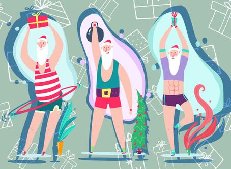Tudo o que vamos querer dar no Natal - ideias de presentes saudáveis