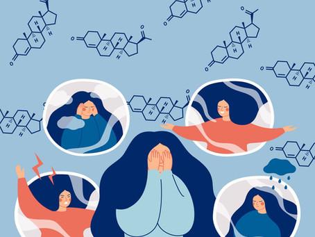 Quando não é depressão, mas sim défice de progesterona