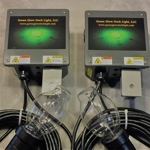 Two Extreme Brilliant 21,000 Lumen Kits w/50 cords
