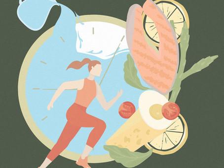 Jejum intermitente – derreter os quilos do confinamento