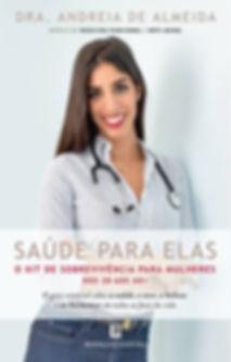 livro saúde para elas dra andreia de alm