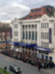 Streatham Hil Theatre Flash Mob Poroban