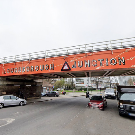 Loughborough Junction Poroban