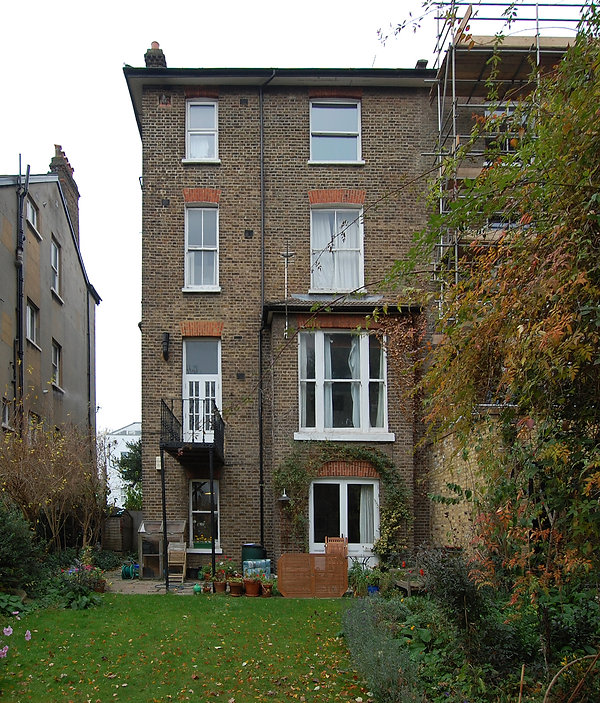 The Avenue Victorian House Extension London