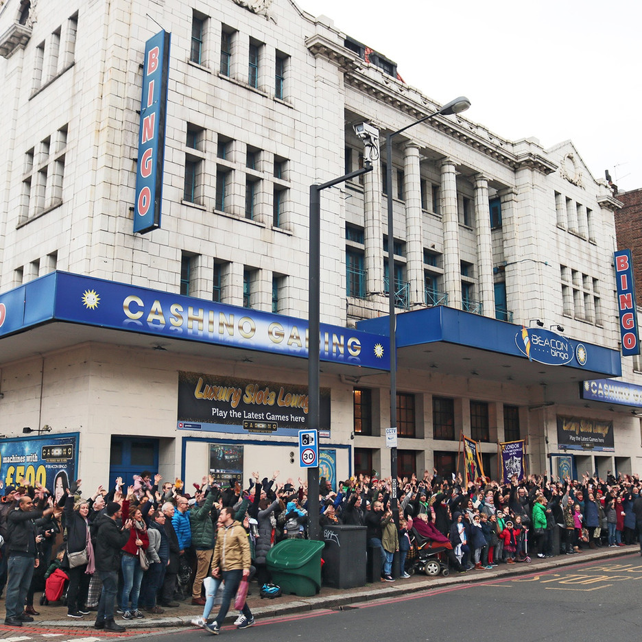 Poroban Streatham Hill Theatre