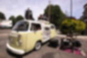 Campervan VW Poroban DJ Booth