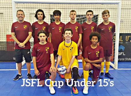 JSFL Cup Under 15's