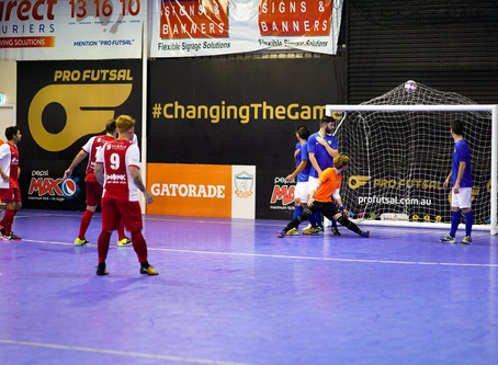 New Kids On The Block Stalemate With SFL Giants In A 10 Goal Thriller!