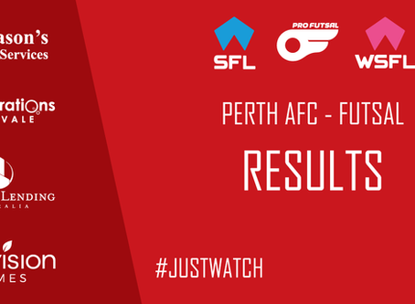 Futsal Semi Final Result