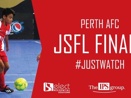 JSFL Finals Fixtures