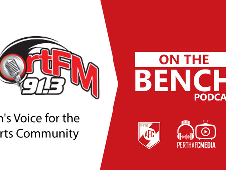 We Are Excited To Announce That Perth AFC Is Teaming Up With 91.3 SportFM.