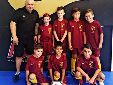 JSFL Cup Under 9's 2018