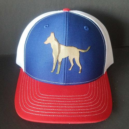 Snap-back Adjustable Richardson 112 - Belgium Malinios Hat