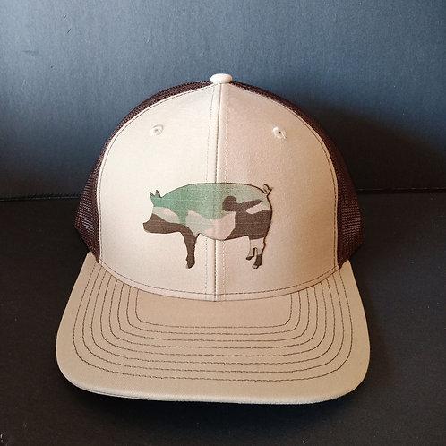 Snap-back Adjustable Richardson 112 - Pig Hat
