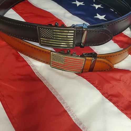 Ratchet gun belt.
